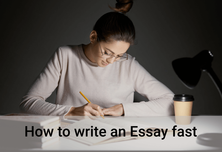 How to Write an Essay Fast: All Tips from Pro | EssayPay.com