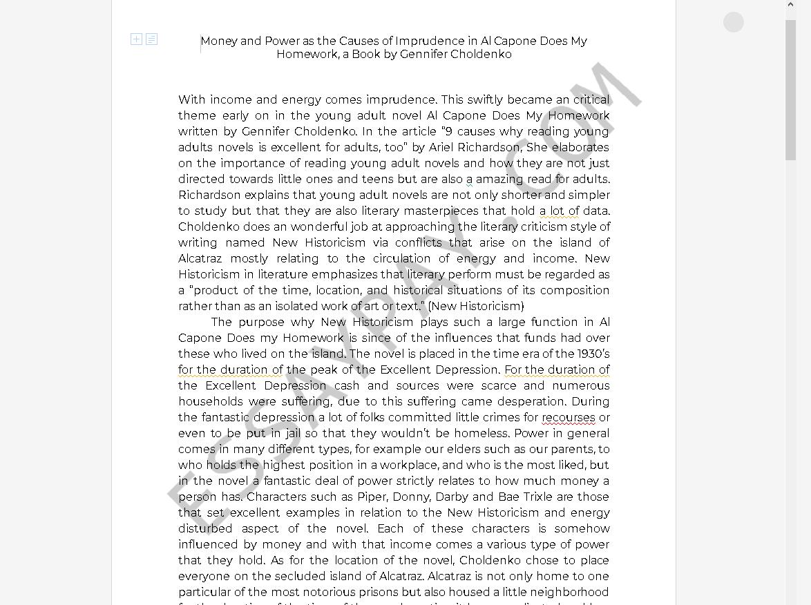 Modernism american literature essays