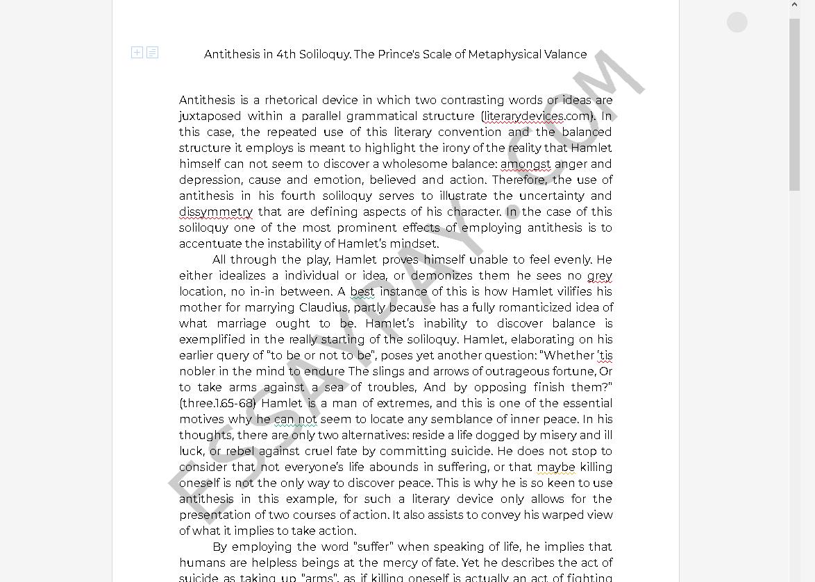 Report essay pollution