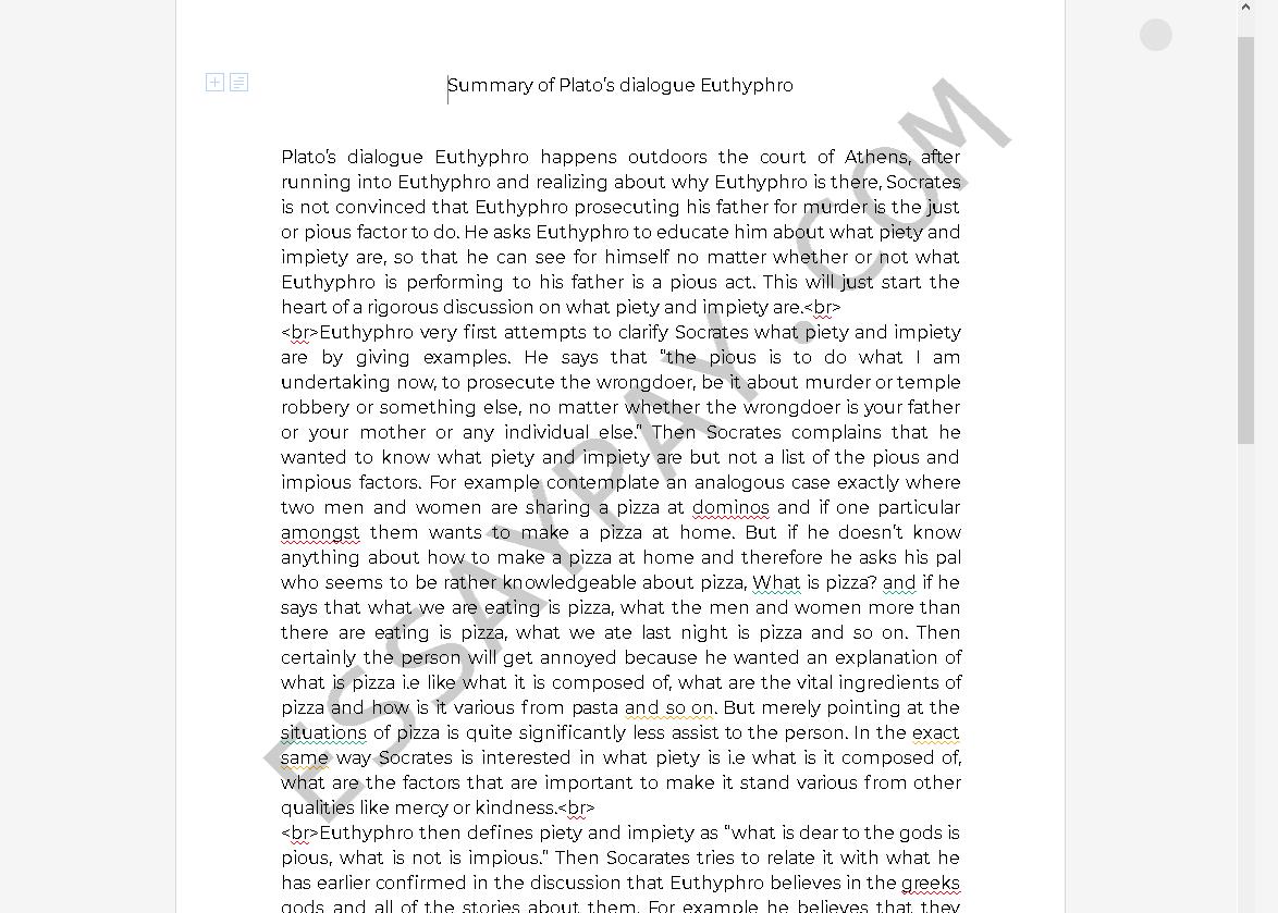 Action Planning written essay