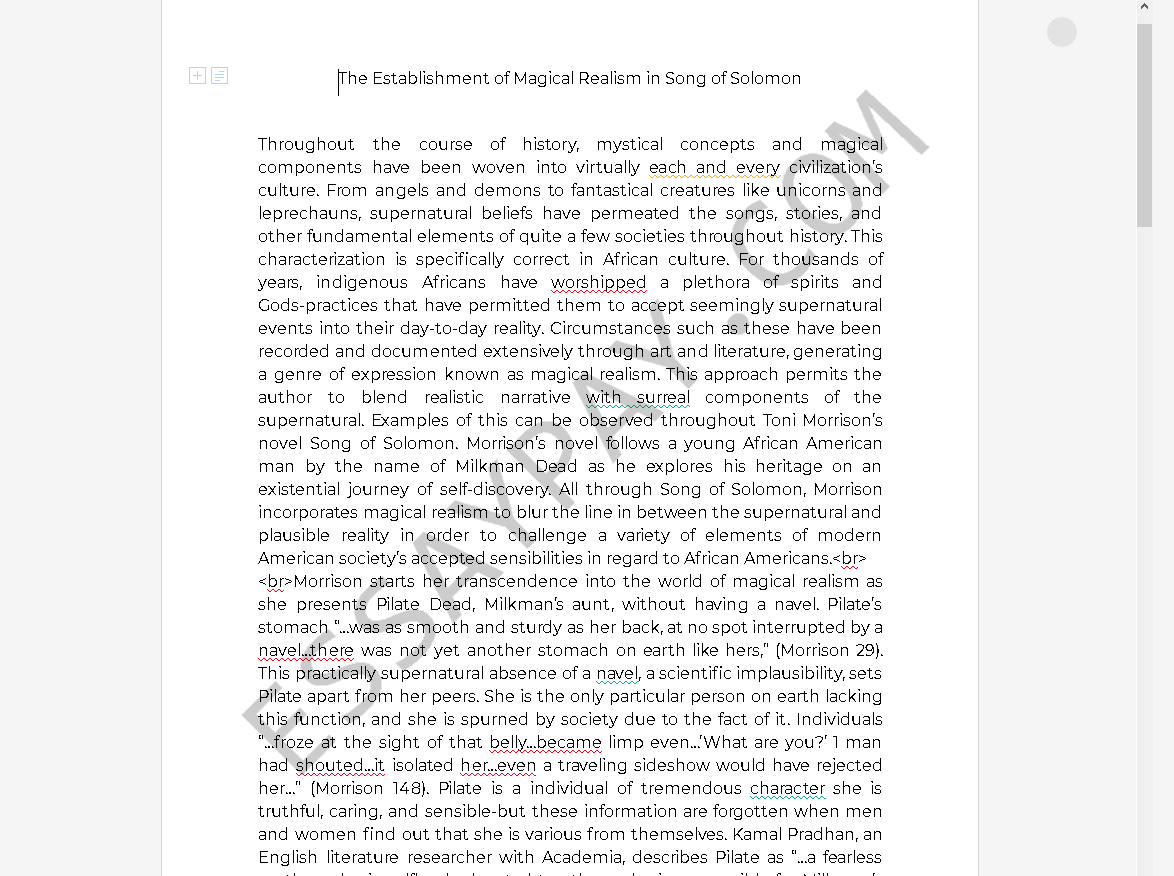 Writing methods section of dissertation