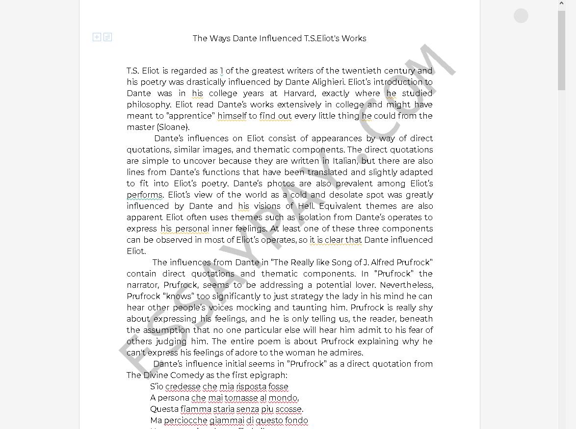 An essay on school library
